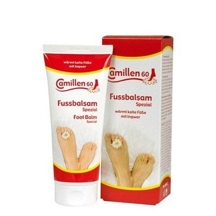 Бальзам для стоп Fussbalsam Spezial, Camillen 60, 100мл