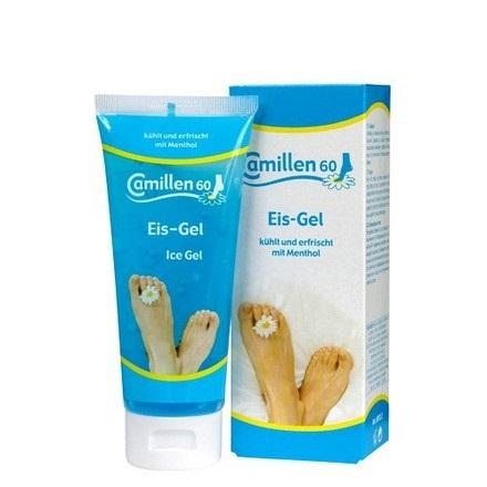 Гель для ног охлаждающий Eis-Gel, Camillen 60, 100мл