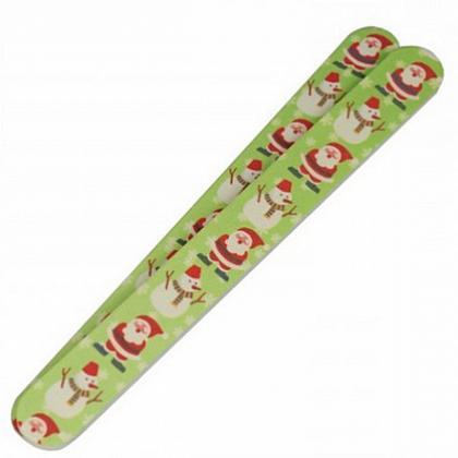 Пилка Санта Клаус зеленая фото